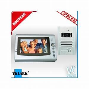 Interphone Sans Fil Legrand : perfect visiophone vklark opaline sans fil gsm with ~ Edinachiropracticcenter.com Idées de Décoration