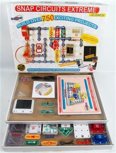 New Elenco Snap Circuits Extreme Electronics Kit Ebay