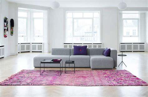 canapé d angle design tissu 50 idées déco de canapé