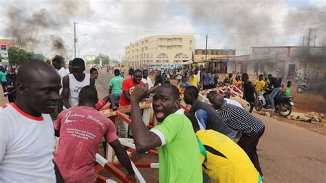 La crise politique au Burkina Faso a des échos en Acadie ...