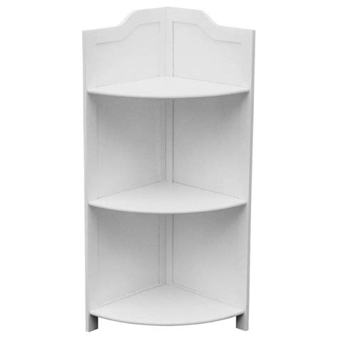Small White Shelf by Corner Shelf Unit Bathroom Furniture Uk Floor