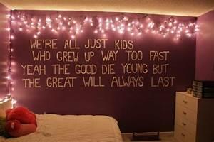 Tudo muito Lindo !: Decore seu quarto com frases!