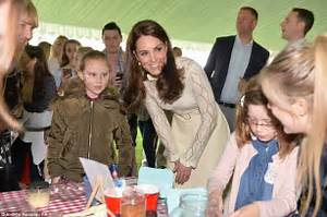Kate, Wills and Harry host children of servicemen | Daily ...