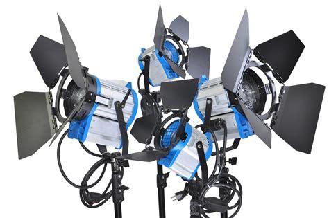 arri light kit fresnel lighting for rent in los angeles pro hd rentals