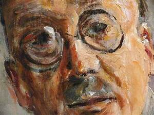 Portrait of Professor Sauerbruch - Max Liebermann ...