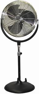 Qmark Ldc20 Pedestal Air Circulator Fan