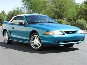 1994 Ford Mustang 5.0 GT 5 Speed Convertible