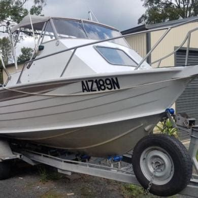 Stessl Yellowfin Boats For Sale by Stessl Yellowfin 6m Plate Boat For Sale In Australia