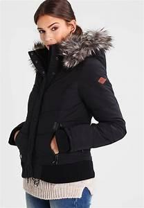 Veste D Hiver Femme 2017 : khujo goslar veste d 39 hiver black prix doudoune femme ~ Dallasstarsshop.com Idées de Décoration