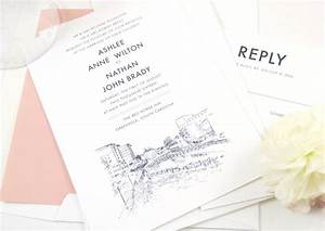 greenville skyline wedding invitations With wedding invitations greenville sc