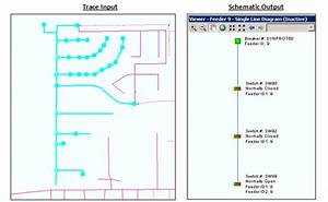 How To Create An Electric Single Line Schematic Diagram In