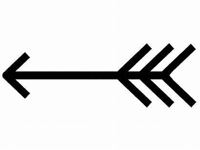 Arrow Clipart Bow Clip Single Clipartion