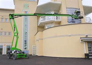 Niftylift Hr21 Hybrid Awd Cherry Picker