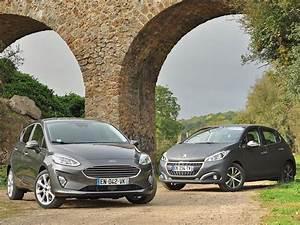 Ford Fiesta Nouvelle : ford fiesta et peugeot 208 quel est la r f rence des citadines polyvalentes challenges ~ Melissatoandfro.com Idées de Décoration