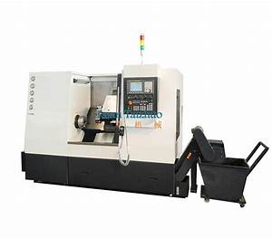 Tck550 Slant Bed Cnc Turning Center China Suppliers