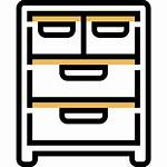 Icon Icons Drawers Chest Flaticon