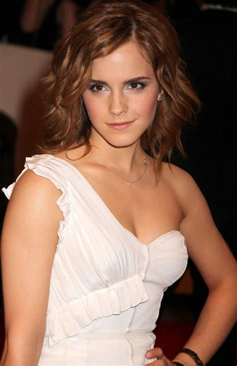 Celebrity Images Gallery Leaked Photos Of Emma Watson In