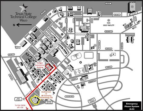 HOTARC Meeting Map
