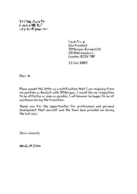 Resignation Letter Template After Maternity Leave Uk What You Know About Resignation Letter