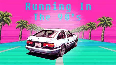 running    vaporwave mix initial  youtube