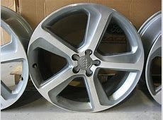 Audi Q5 Q5SQ5 OEM 20 Wheels Tires AudiWorld Forums