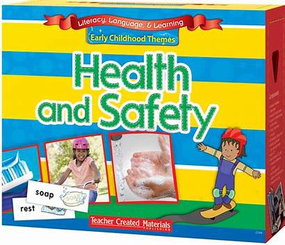 Safety Themes Childhood Early Health Kit Teacher