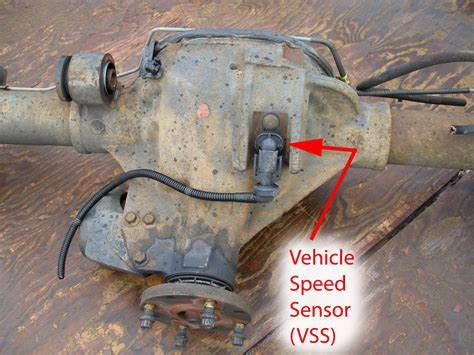 P0500 Speed Sensor A Malfunction - Ford Truck Enthusiasts ...