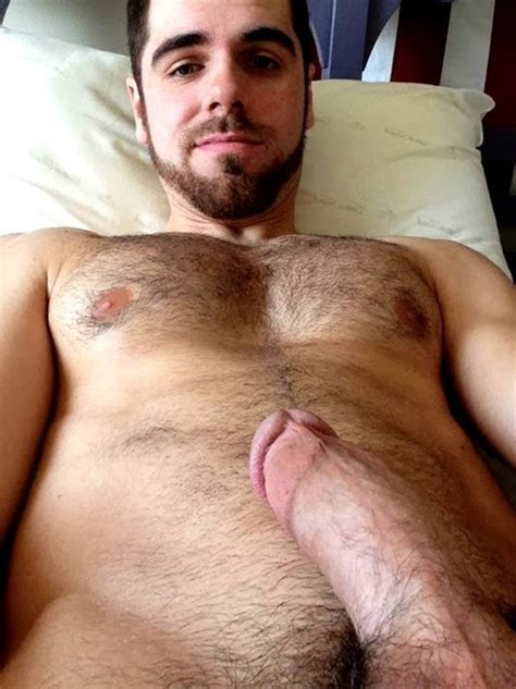 Naked Dude With Morning Wood Gay Cam Dudes