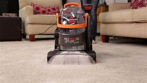 Proheat 2x U00ae Lift-off U00ae Upright Carpet Cleaner