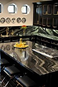 Black cabinets gold hardware design ideas for Best brand of paint for kitchen cabinets with bathroom wall art sets