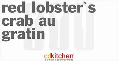 Crab Gratin Lobster Lobsters Cdkitchen