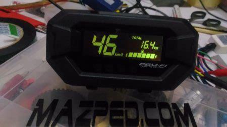 wiring diagram pin  speedometer beat street