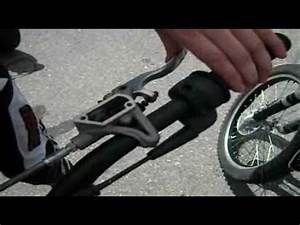 Roller Bremse Entlüften : bremse am scooter roller wechseln tutorial bremsb ~ Kayakingforconservation.com Haus und Dekorationen