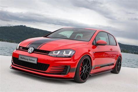 Volkswagen Golf Gti Wolfsburg Edition Revealed Evo