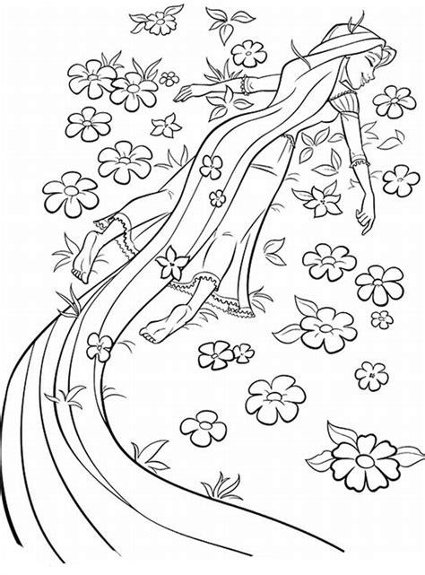 Kleurplaat Rapunzel Paard beertje kleurplaat n de 27 ausmalbilder