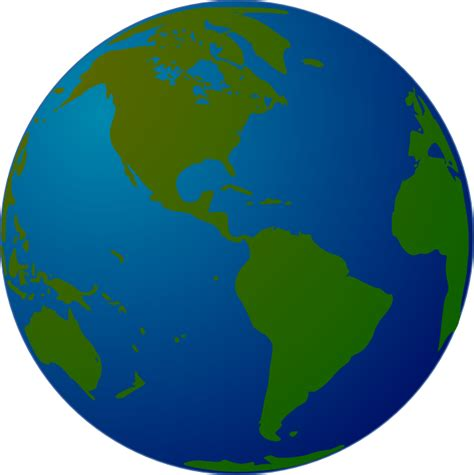 World Globe Images World Globe Clip At Clker Vector Clip