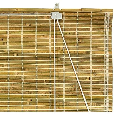 bamboo roll up blinds furniture burnt bamboo roll up window blinds