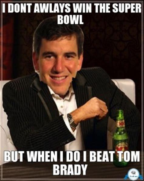 Brady Manning Memes - eli manning quotes quotesgram