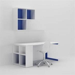 Bureau Ado Fille : cuisine chambre d ados modulables astuces d co bureau ~ Melissatoandfro.com Idées de Décoration