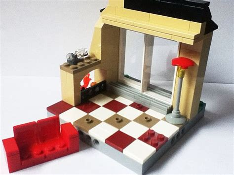 Did you scroll all this way to get facts about lego coffee shop? Furniture for the home - Interior - No Minifigs   Lego furniture, Build a coffee table, Furniture