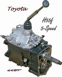 H55f - 5 Speed Transmission