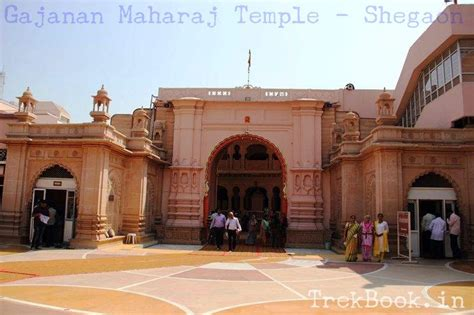 Shri gajanan maharaj arrived in shiv durga temple in bay area to fulfill the desire of the devotees who have longed for years for a place to worship shri gajanan maharaj here in california. Shree Gajanan Maharaj Samadhi Mandir, Shegaon