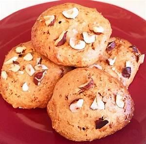 Beurre De Cacahuète En Poudre : cookies croustillants au beurre de cacahu tes et clats de noisettes ~ Melissatoandfro.com Idées de Décoration
