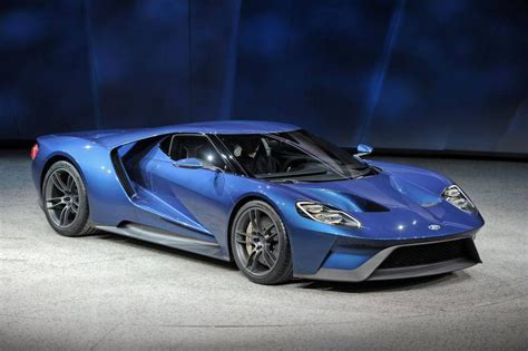 New Ford Supercar by New Gt Supercar Is The Fastest Ford Production Car