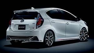 Toyota Yaris Sport : toyota autos post ~ Medecine-chirurgie-esthetiques.com Avis de Voitures