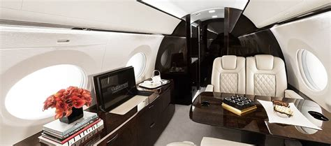 HD wallpapers gulfstream interior design