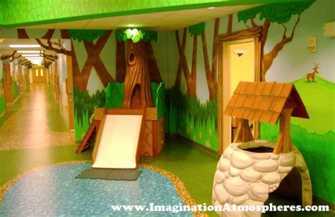 woodland themed church preschool room www 290 | 1edfa9c5095b01918b112439caa5ef73