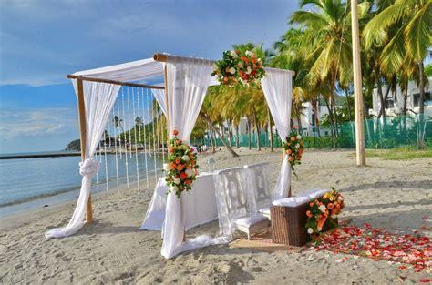 Beach Wedding : Exotic Colombian Weddings