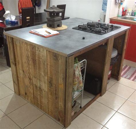 fa軋des meubles cuisine meuble cuisine ilot central cuisine en image
