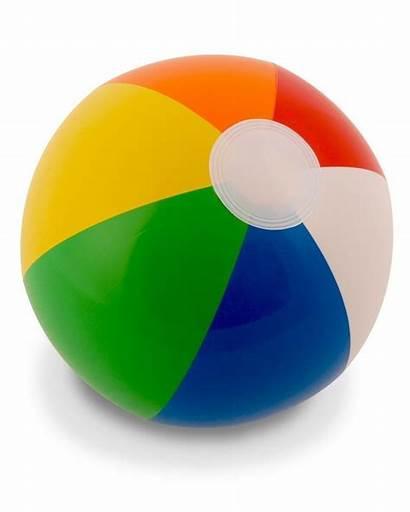 Beach Ball Rainbow Balls 18cm Water Toys